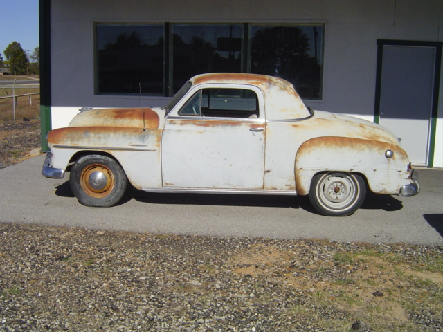 1952 plymouth concord business coupe autos post for 1951 plymouth 3 window coupe